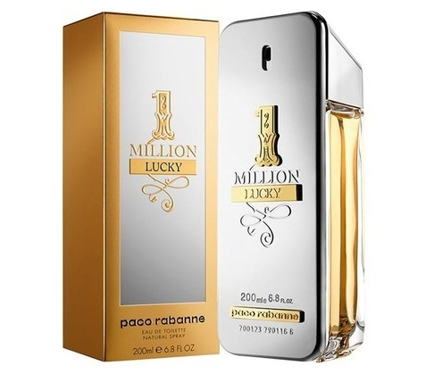 1 MILLION LUCKY PACO RABANNE EDT 100ML