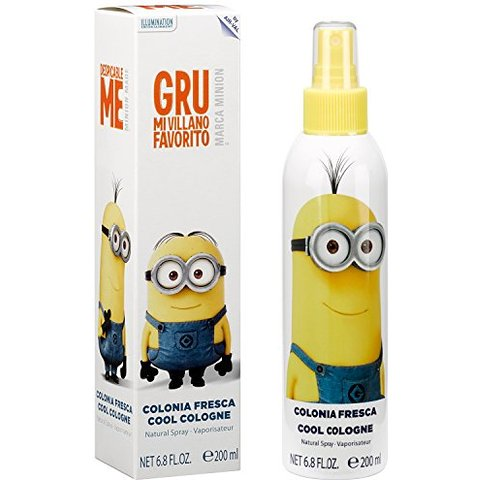 MINIONS COLONIA FRESCA EDT 200 ML REGULAR