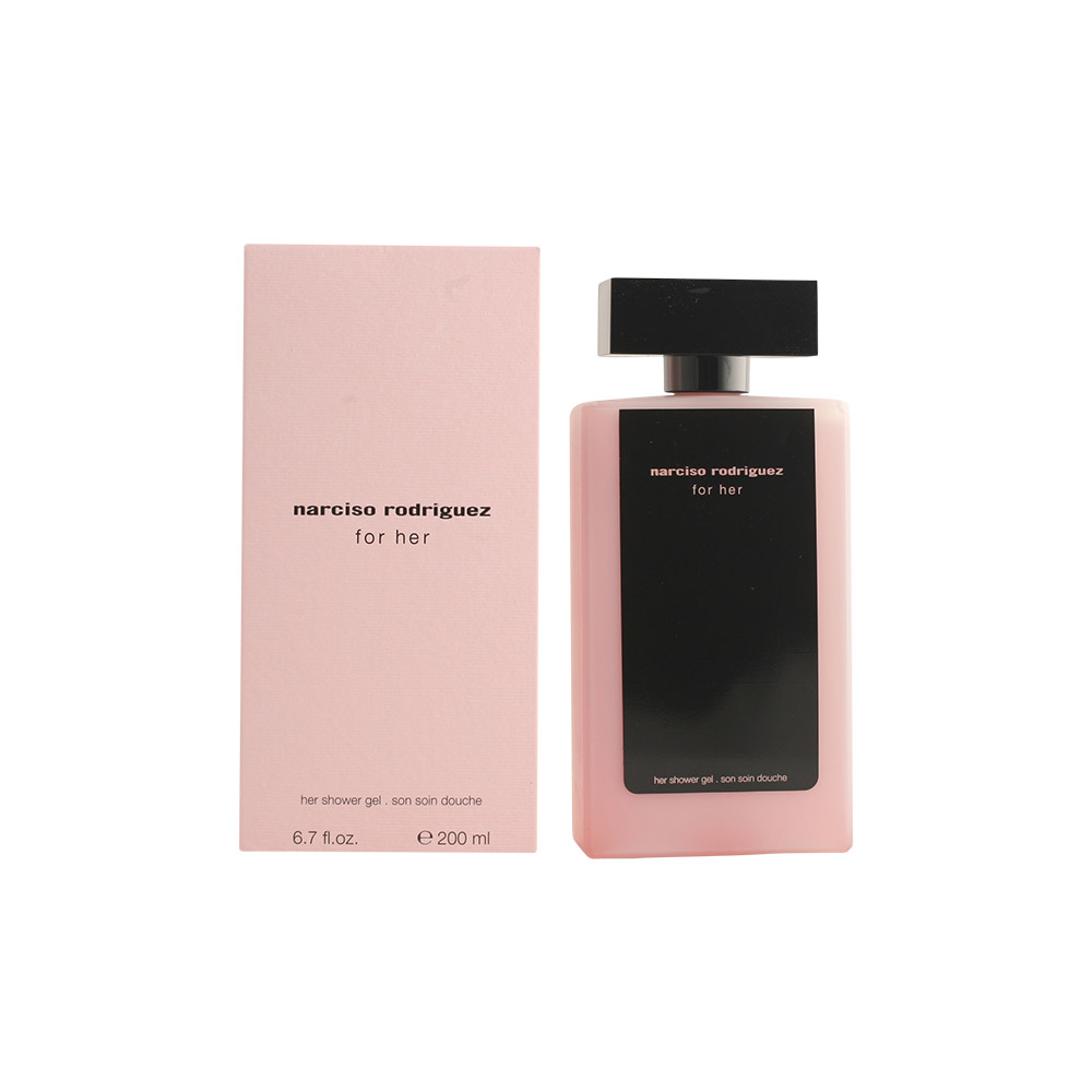 NARCISO RODRIGUEZ FOR HER GEL DUCHA 200 ML