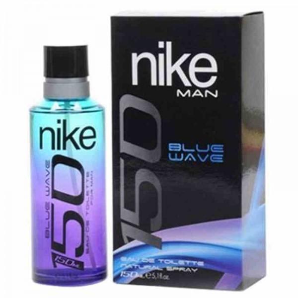 NIKE 150 MAN BLUE WAVE ML EDT 150 ML (Sin caja)