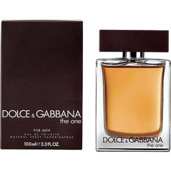 D&G THE ONE FOR MEN EDT 100ML @