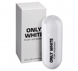 CONCEPT V DESIGN ONLY WHITE WOMAN EDP 80 ML