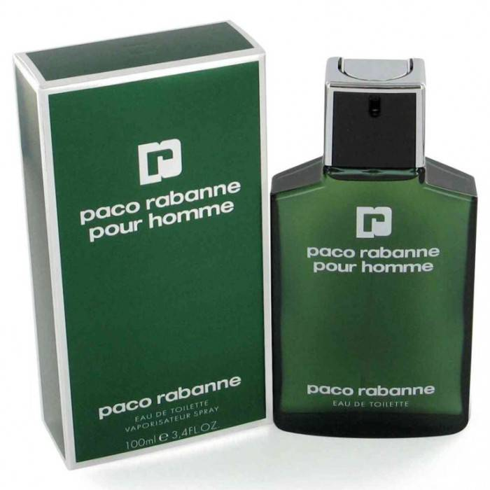 PACO RABANNE POUR HOMME EDT 100ML @