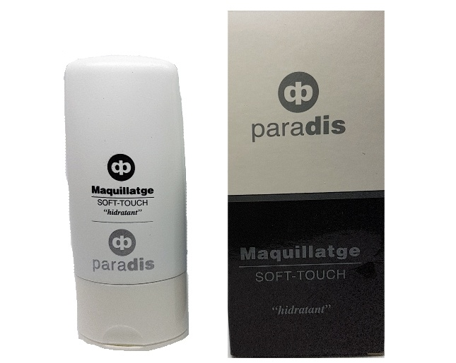 PARADIS MAQUILLAJE SOFT-TOUCH HIDRATANTE N 10 30 ML REGULAR