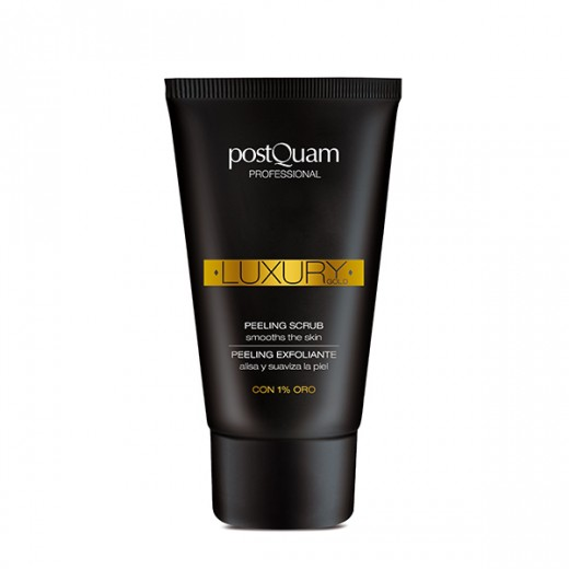 POSTQUAM PEELING EXFOLIANTE LUXURY GOLD 75 ML