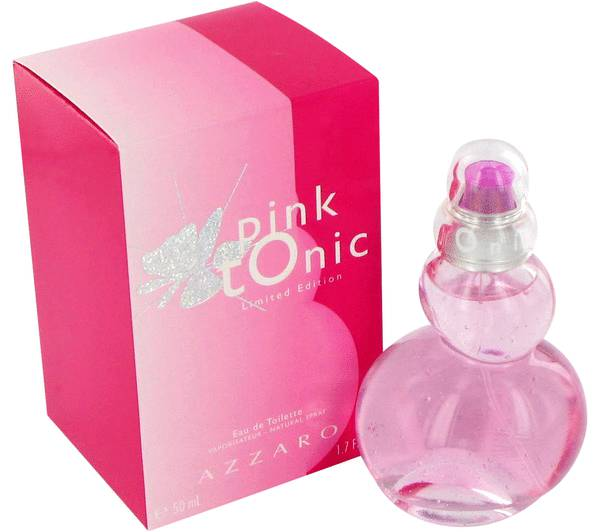 AZZARO PINK TONIC EDT 100ML @