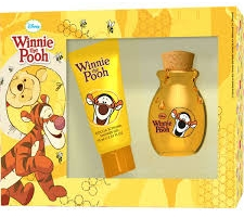 SET WINNIE THE POOH TIGGER EDT 50 ML + GEL DUCHA 75 ML