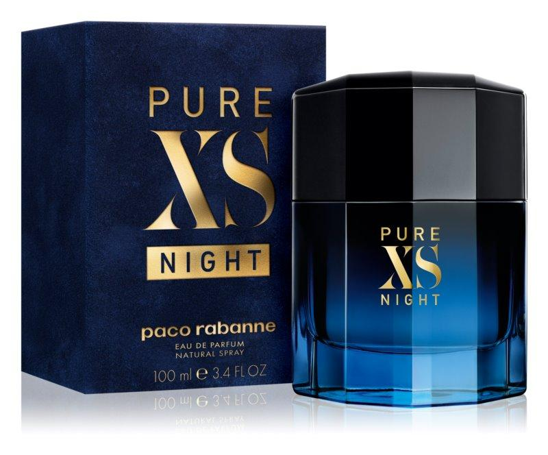 PACO RABANNE PURE XS NIGHT EDP 100 ML @