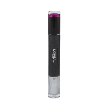 DOBLE ESMALTE DE UÑAS L`OREAL INFALIBLE 029 purple 2x5 ML REGULAR