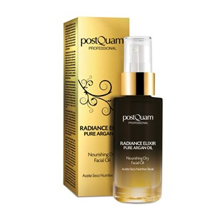 POSTQUAM RADIANCE ELIXIR. PURE ARGAN OIL 30 ML