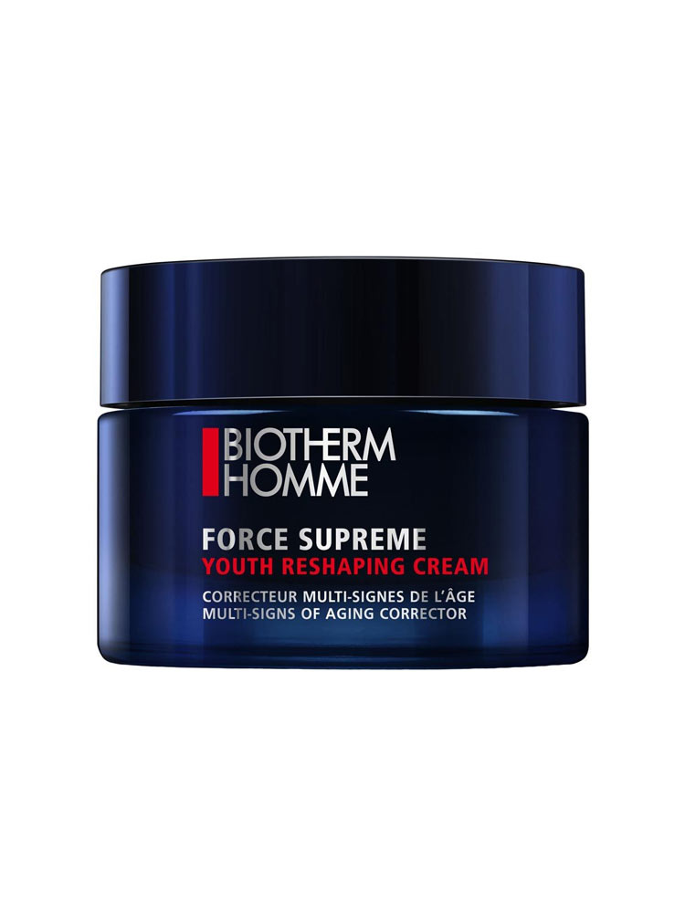 BIOTHERM HOMME FORCE SUPREME CREMA ROSTRO 50ML @