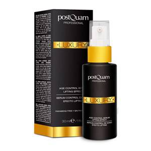 POSTQUAM LUXURY GOLD SERUM EFECTO LIFTING SIN PARABENOS 30 ML