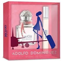 SET VIAJE A CEYLAN WOMAN EDT 50 ML + MINI PERFUME 20 ML
