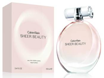 CALVIN KLEIN SHEER BEAUTY WOMAN EDT 100 ML @