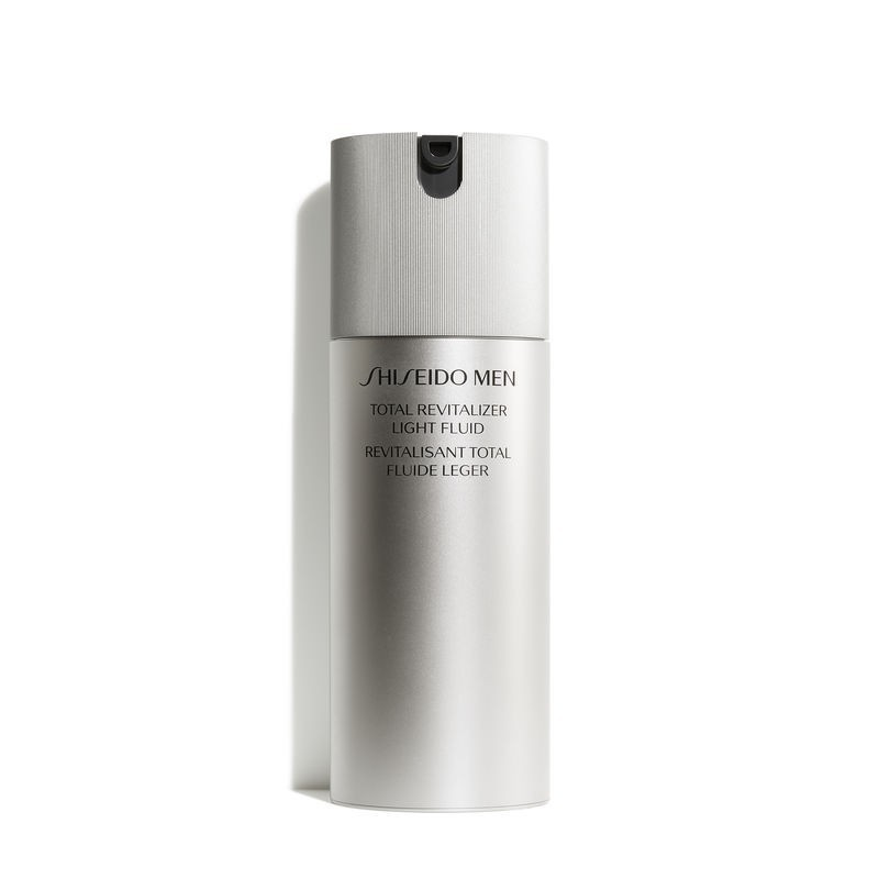 SHISEIDO MEN TOTAL REVITALIZER FLUIDO 80 ML TESTER
