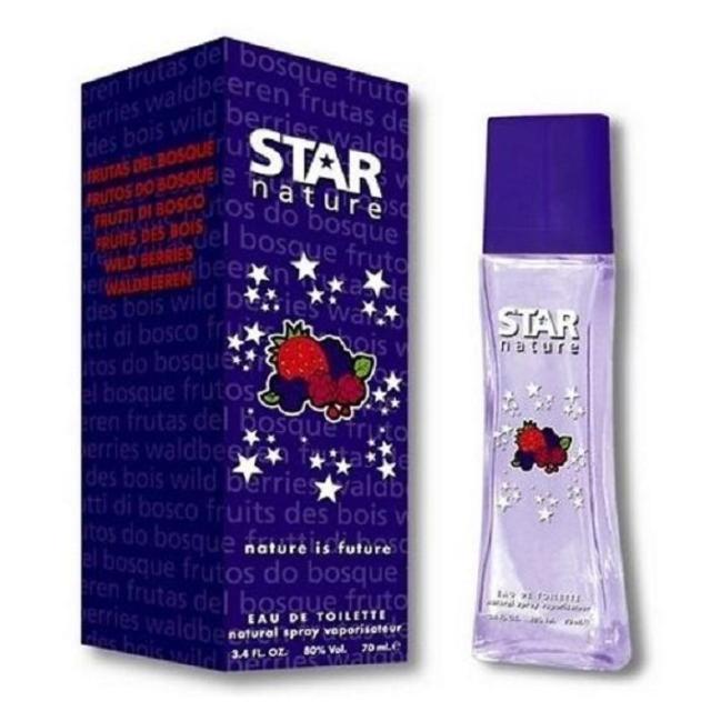 STAR NATURE FRUTAS BOSQUE EDT 70 ML TESTER ~