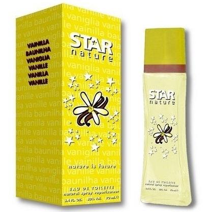 STAR NATURE VAINILLA EDT 70 ML TESTER ~
