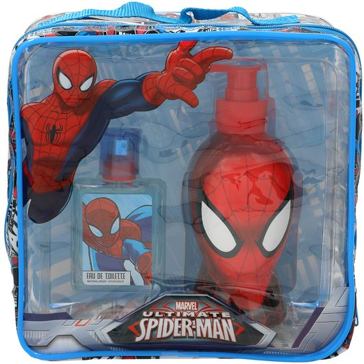 SET SPIDERMAN EDT 50 ML + SHOWER GEL 250 ML