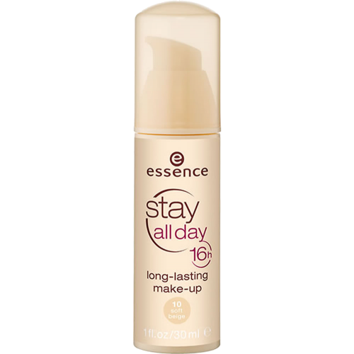 ESSENCE STAY ALL DAY 16 HORAS MAKE UP 10 9 ML @