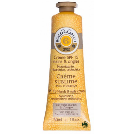 ROGER & GALLET SUBLIME CREMA DE MANOS 30 ML TESTER