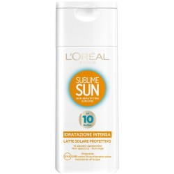 LOREAL SUBLIME SUN CREMA SOLAR IP10 200 ML ENVASE BLANCO