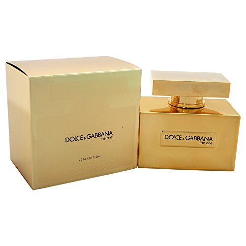 D&G THE ONE WOMAN 2014 EDITION EDP 75ML