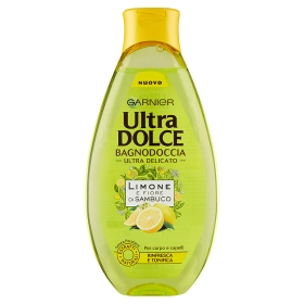 GARNIER GEL DUCHA ULTRA DELICADO LIMON Y FLOR DE SAUCO DE MIEL 500 ML REGULAR